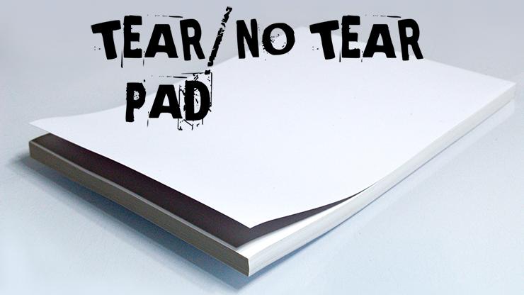 No Tear Pad (XL