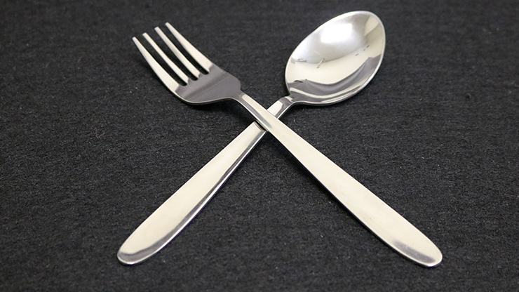 Spoon to Fork by Mr. Magic - Trick
