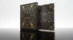LUXX Playing Cards: Shadow Edition Gold