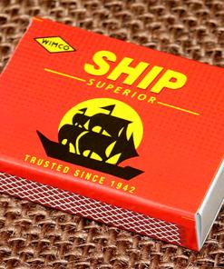 Matchbox Penetration by Mr. Magic - Trick