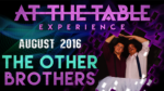 At the Table Live Lecture Darryl Davis and Daryl Williams August 3rd