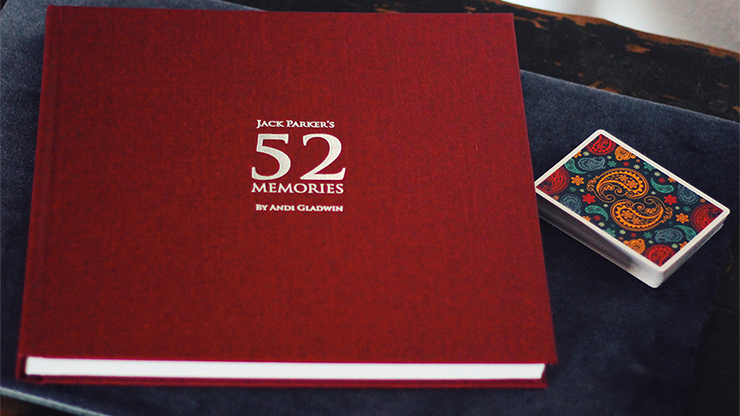 52 Memories (Retrospective Edition) by Andi Gladwin and Jack Parker - Book