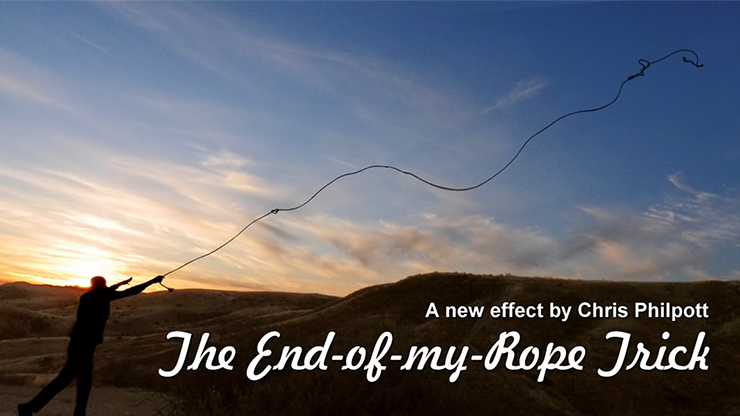 The End of My Rope by Chris Philpott - Trick