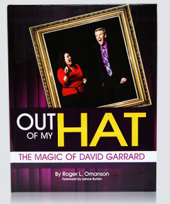 Out Of My Hat (Hardbound) by David Garrard - Book