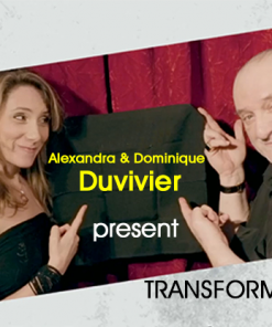 Transformation Silk (DVD and Gimmick) by Dominic Duvivier - DVD
