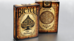 Bicycle Old Parchment Playing Cards by Collectable Playing Cards