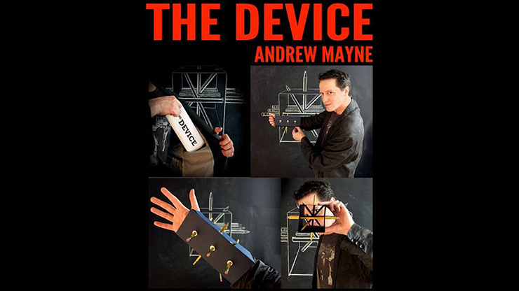THE DEVICE by Andrew Mayne - Trick
