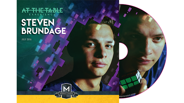 At The Table Live Lecture Steven Brundage - DVD