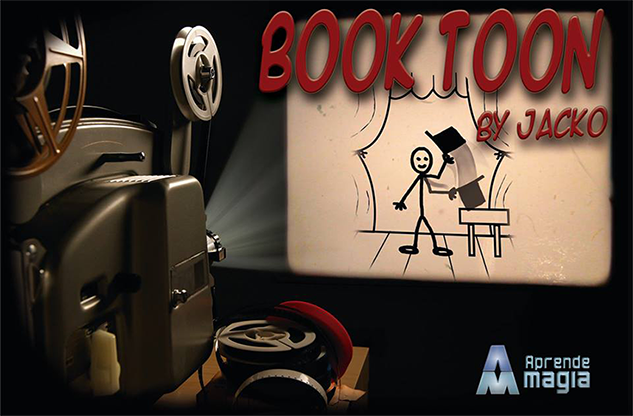 Book Toon by Jacko and Aprendemagia - Trick