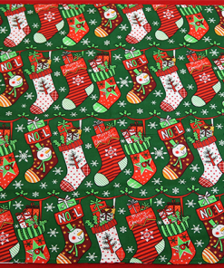 The Christmas Devil's Double Pocket Hanky by Ickle Pickle - Tricks