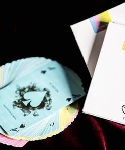 Yu Hojin Manipulation Cards PRO 2016 (Multi Color) by Yu Hojin - Trick