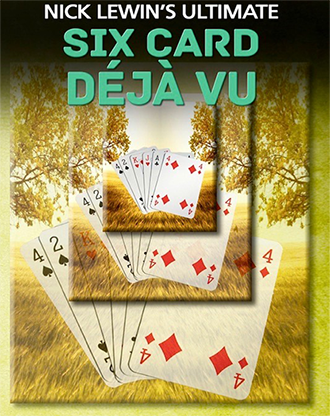 Nick Lewin's Six Card Déjà Vu - DVD