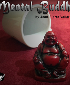 Mental Buddha by Jean Pierre Vallarino - Trick