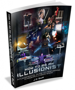 How to Be an Illusionist by JC Sum - Book