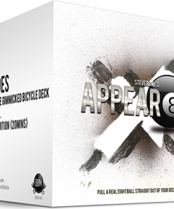 Appear-8 (Gimmicks and Online Instructions) by Steve Rowe - Trick