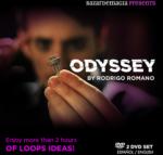 Odyssey by Rodrigo Romano and Bazar de Magia - DVD