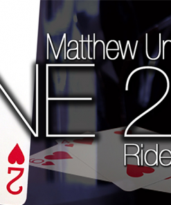 ONE 2.0 (Gimmick and Online Instructions) by Matthew Underhill - Trick