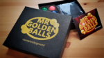 Mr Golden Balls (Gimmicks and Online Instructions) by Ken Dyne - Trick
