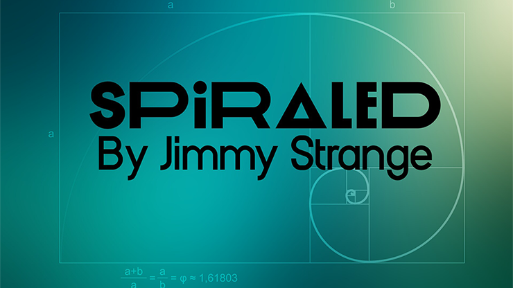 SPIRALED by Jimmy Strange - Trick