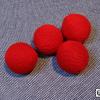 Crochet Balls (Red 2