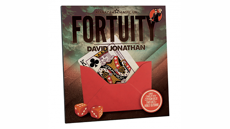Fortuity by David Jonathan (Gimmicks and DVD) - Trick