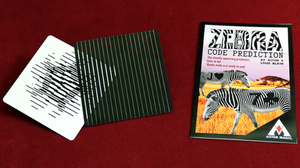 Zebra Code Prediction by Astor and Louis Black - Trick