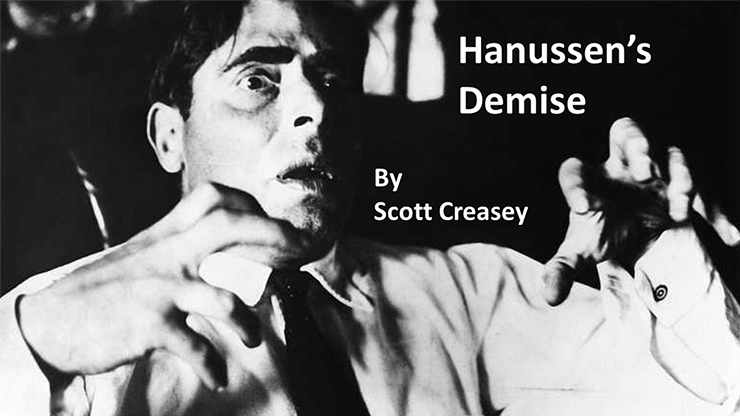 Hanussen's Demise by Scott Creasey video DOWNLOAD