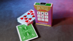 Invisible Deck Bicycle (Green) - Trick