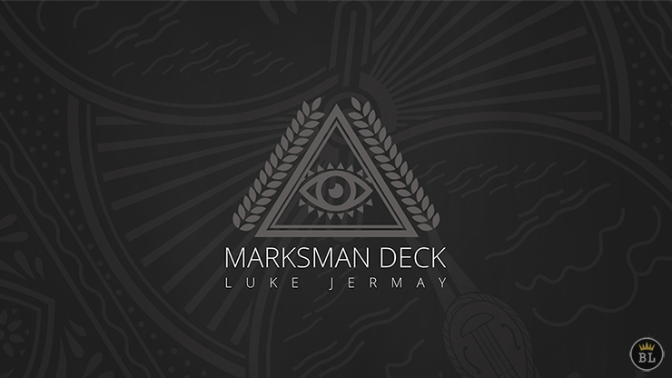Marksman Deck (DVD and Gimmick) by Luke Jermay - Trick