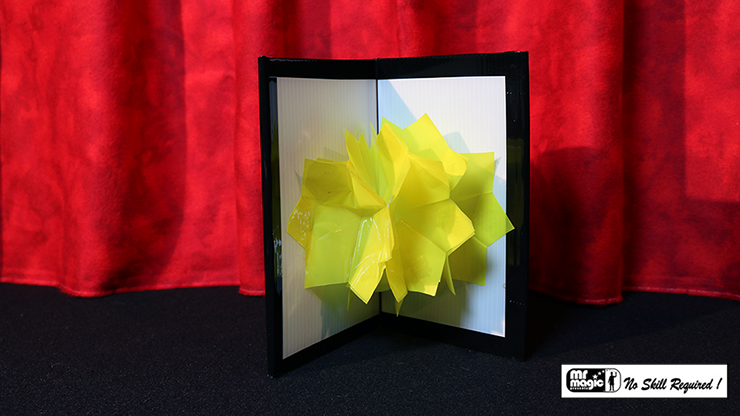 Chameleon Flower (Plastic) by Mr. Magic - Trick