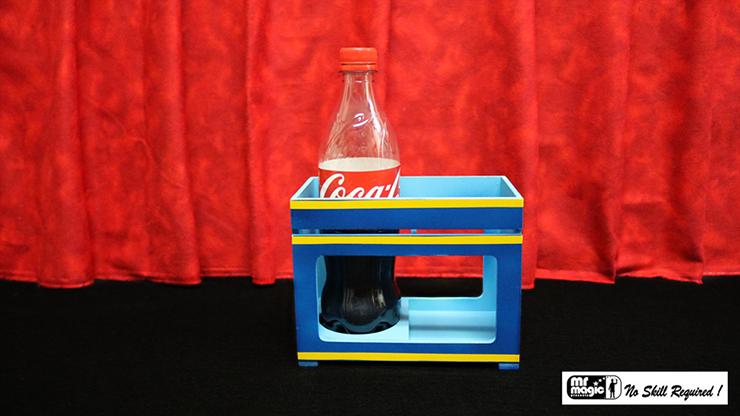 Zig Zag Coke Bottle by Mr. Magic - Trick