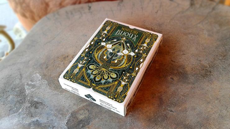 Nouveau Bijoux Playing Cards