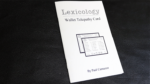 Lexicology 2.0 with Telepathy card by Paul Carnazzo - Trick