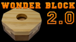 Wonder Block 2.0 (New Method) by King of Magic - Trick