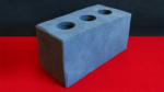 Sponge Cement Brick by Alexander May - Trick