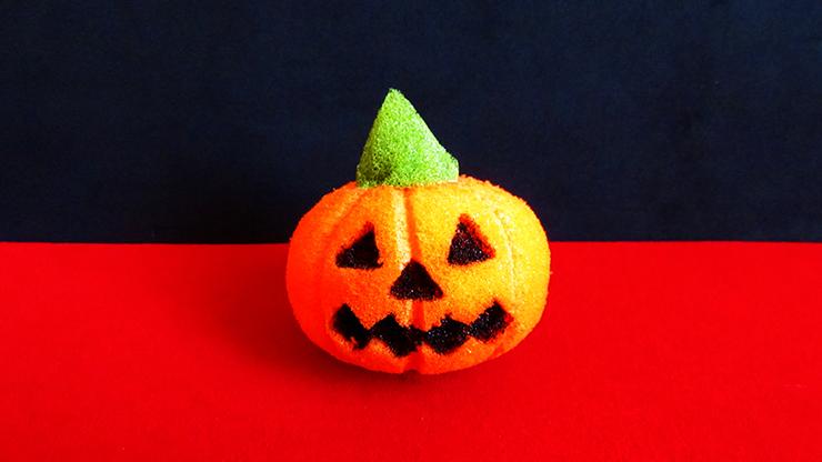 Sponge Pumpkin by Alexander May - Trick