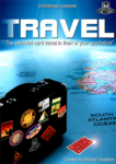 TRAVEL (Blue) by Mickael Chatelain - Trick