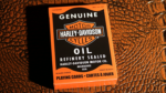 Harley Davidson Oil Playing Cards By USPCC