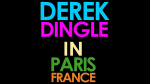 Derek Dingle in Paris