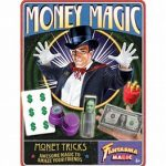 Retro Tin Money Magic