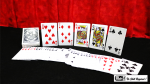 Six Card Repeat by Mr. Magic - Trick