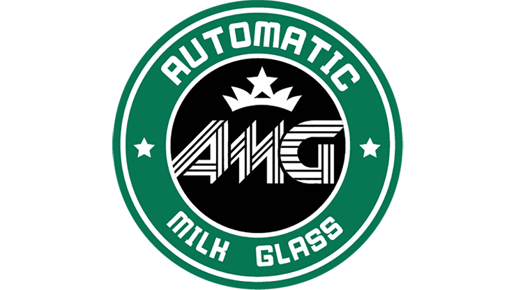 Automatic Milk Glass by Aprendemagia - Trick