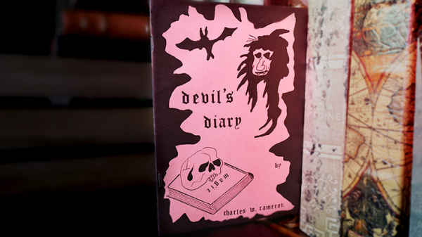 Devil's Diary by Charles W. Cameron - Book
