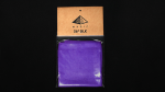 Silk 36 inch (Purple) by Pyramid Gold Magic