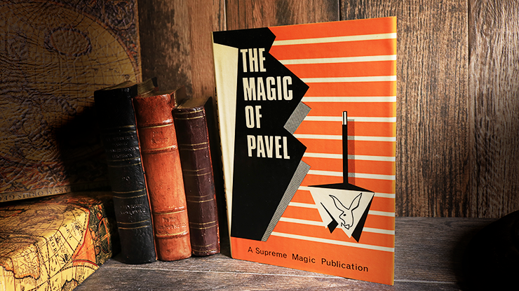 The Magic of Pavel (Limited/Out of Print) Edited by Peter Warlock - Book