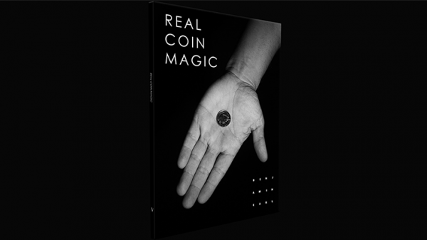 Real Coin Magic by Benjamin Earl - DVD