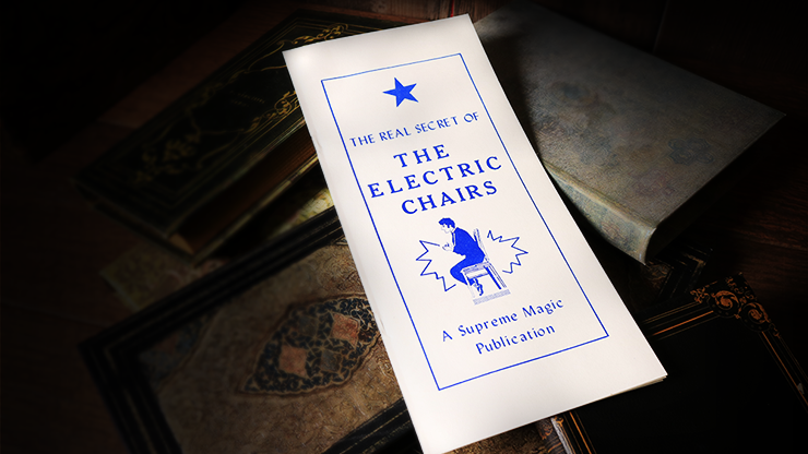 The Real Secrets of the Electric Chairs - Book