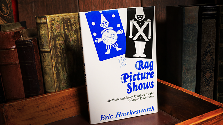 Rag Picture Shows (Limited/Out of Print) by Eric Hawkesworth - Book
