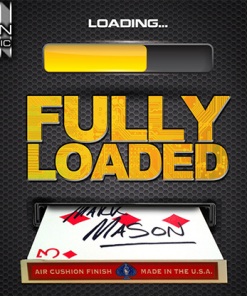 Fully Loaded Blue (DVD and Gimmicks) by Mark Mason - Trick