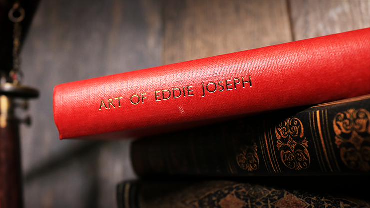 The Art of Eddie Joseph (Limited/Out of Print) by Hugh Miller - Book